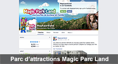 Facebook Magic Park Land