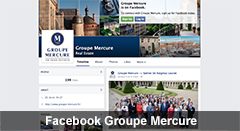 Facebook Groupe Mercure