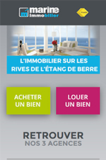 Site mobile Marine immobilier