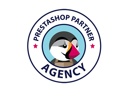 Cr�ation site e-commerce Agence Certifi� Prestashop